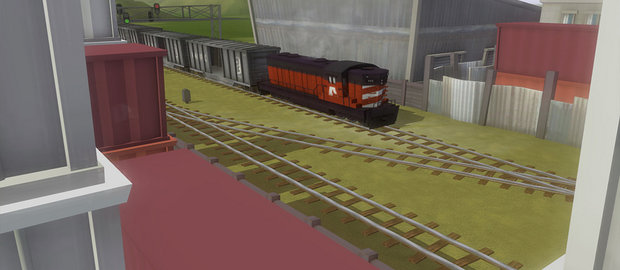 Train Frontier Express News