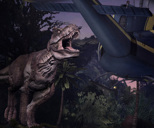 Jurassic Park: The Game Files