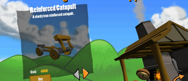 Catapult for Hire News