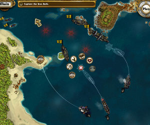 Crimson: Steam Pirates Screenshots