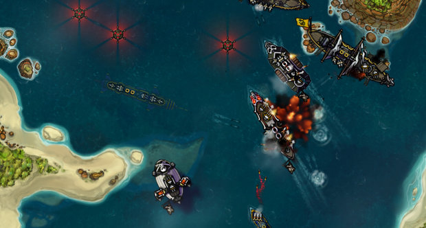 Crimson: Steam Pirates 'Screenshots'