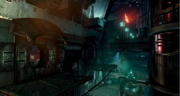 Prey 2 screenshots