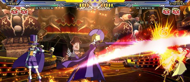 BlazBlue: Continuum Shift Extend News