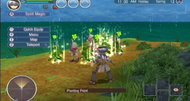 Rune Factory: Tides of Destiny Wii screenshots