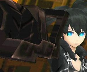 Black Rock Shooter: The Game Videos