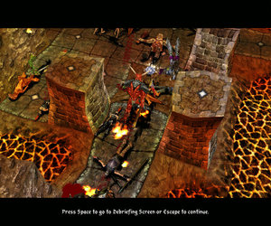 Dungeon Keeper 2 Chat