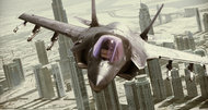 Ace Combat: Assault Horizon F-35B screenshots