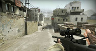 Counter-Strike: Global Offensive details: PC-PS3 play; Competitive & Casual modes