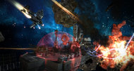 Starhawk trailer blasts off with space combat