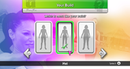 Get Fit With Mel B Wii screenshots