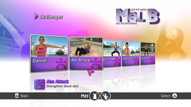 Get Fit With Mel B Screenshot from Shacknews