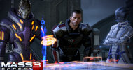 Mass Effect 3 pre-order bonuses lock and load