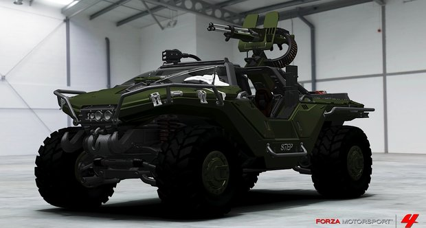 Forza Motorsport 4 'Warthog' screenshots