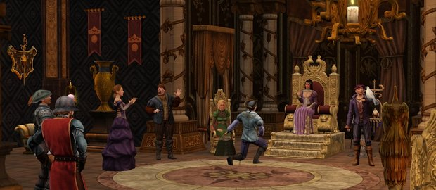 The Sims Medieval: Pirates and Nobles News