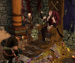 The Sims Medieval: Pirates and Nobles Screenshots