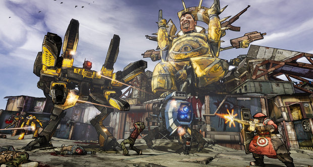 Borderlands 2 PAX Prime 2011 screenshots