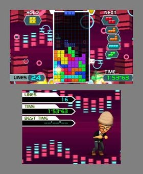 Tetris Axis Screenshot from Shacknews