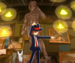 Rhythm Thief & the Emperor's Treasure Screenshots