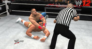 WWE '12 screenshots PS3 X360