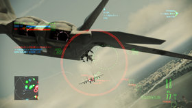 Ace Combat: Assault Horizon Screenshot from Shacknews