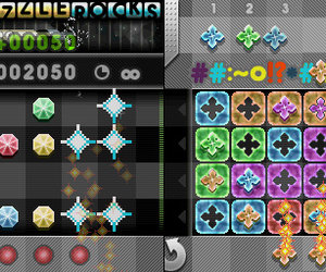 Puzzle Rocks Screenshots