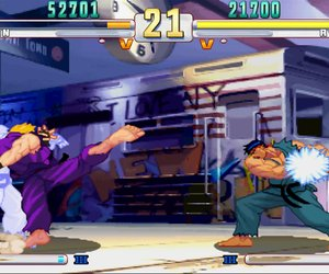 Street Fighter III: Third Strike Online Edition Chat