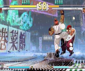 Street Fighter III: Third Strike Online Edition Chat
