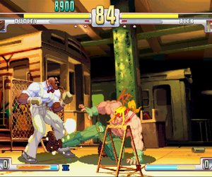 Street Fighter III: Third Strike Online Edition Videos
