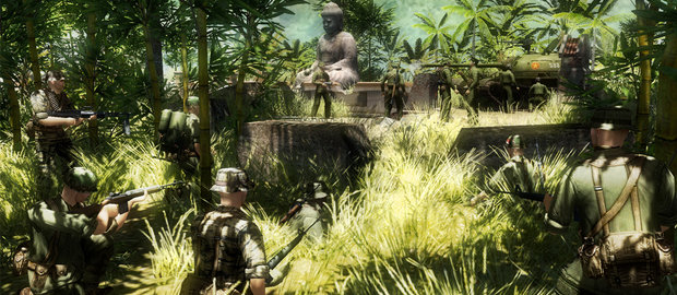 Men of War: Vietnam News