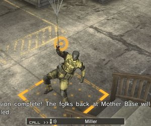 Metal Gear Solid HD Collection Chat