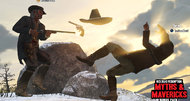 Red Dead Redemption: Myths and Mavericks screens