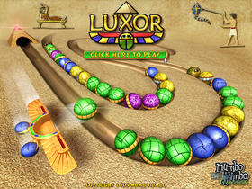 Luxor Screenshot from Shacknews