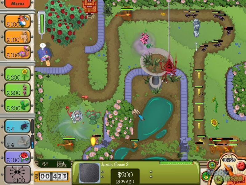 Garden Defense Screenshots Video Game News Videos and File