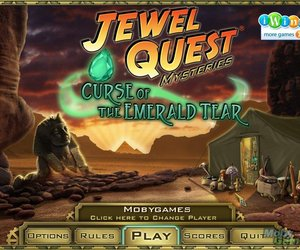 Jewel Quest Mysteries: Curse of the Emerald Tear Chat