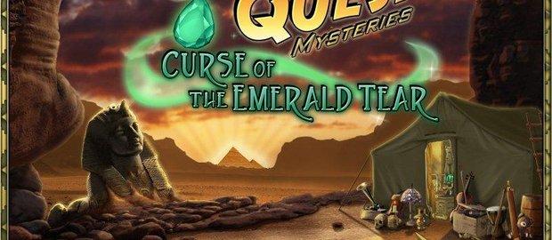 Jewel Quest Mysteries: Curse of the Emerald Tear News