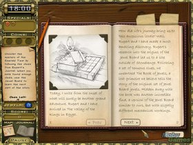 Jewel Quest Mysteries: Curse of the Emerald Tear Screenshot from Shacknews