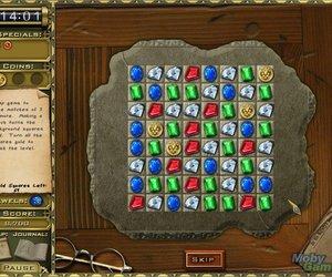 Jewel Quest Mysteries: Curse of the Emerald Tear Screenshots