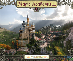 Magic Academy II Chat