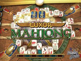 Luxor Mahjong Screenshot from Shacknews