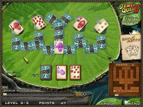 Jewel Quest Solitaire II Screenshot from Shacknews