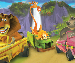 Madagascar Kartz Screenshots