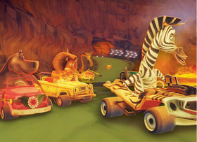 Madagascar Kartz Screenshot from Shacknews