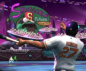 Nicktoons MLB Screenshots
