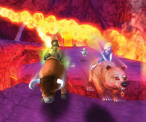 Shrek Smash 'n' Crash Racing Screenshots