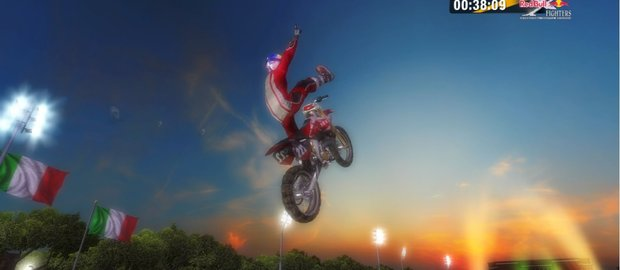 Red Bull X-Fighters News