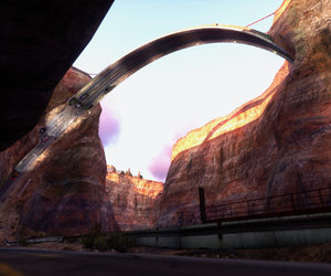TrackMania2 Canyon Screenshots