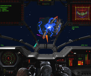 Wing Commander III: Heart of the Tiger Chat