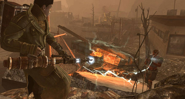 Fallout: New Vegas Lonesome Road DLC — with trailer