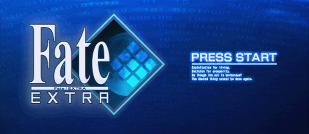 Fate/Extra News