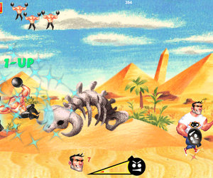 Serious Sam: Kamikaze Attack Screenshots